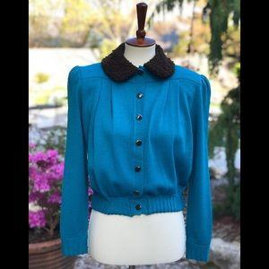 Vintage St. John  Saks Fifth Avenue sweater